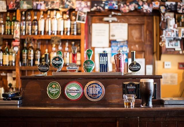 Niezbędnik w podróży: w barze (at the bar)