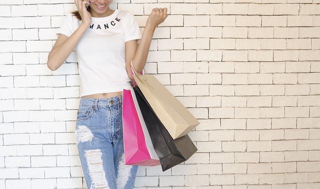 Niezbędnik w podrózy: w sklepie odzieżowym/obuwniczym (at a clothes/shoe shop)