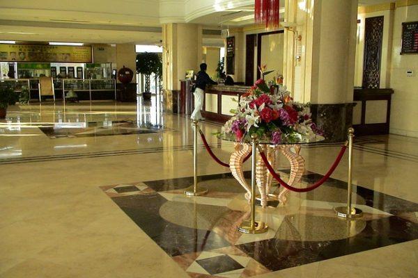 Niezbędnik w podróży: w hotelu (at a hotel)