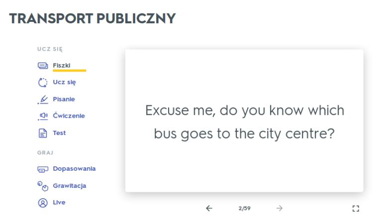 quizlet 768x449 - Niezbędnik wpodróży: odprawa nalotnisku (airport check-in)